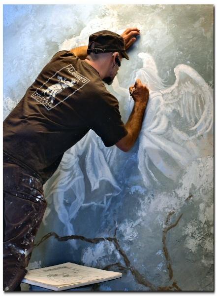 Chris Burkle - Cutting In by AnneWorner