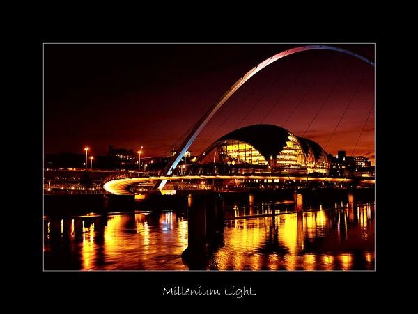 Millenium Light. by Scaramanga
