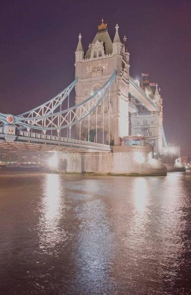Tower Bridge London by dickbulch