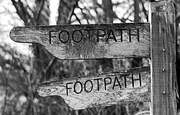 Footpath by anpix