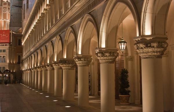 Venitian Arches by Bundydoc