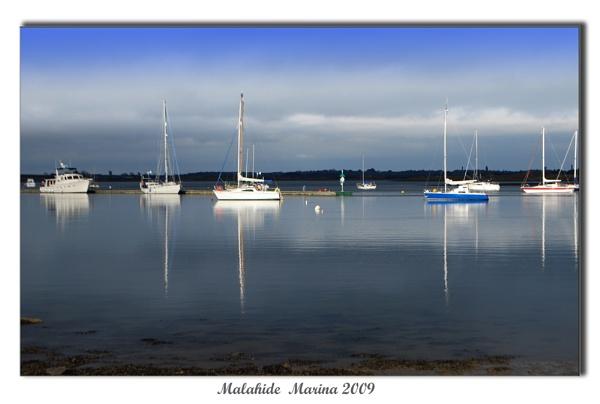 Malahide Marina 2009 by EamonnM