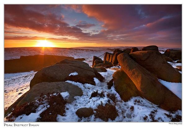 Peak District Dawn by d3looo