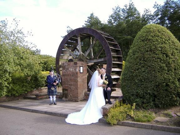Wedding Wheel by DJLeroy