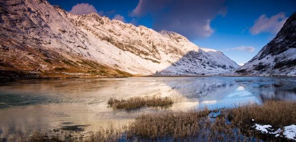 Aonach Eagach Panorama by Skinz