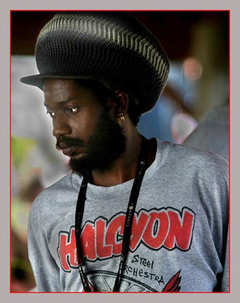 Caribean Musician by nikon
