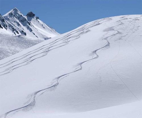 Tignes Ski Trail by SosFM