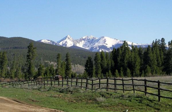 The Rockies in Colorado by StuartDavie