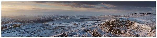 Winter Peaks by ian.daisley