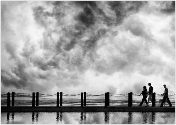 Rolling Fog by RoyBoy