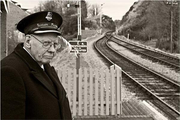 Station Master by Steveman