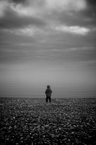 All Alone by Darrenwooly