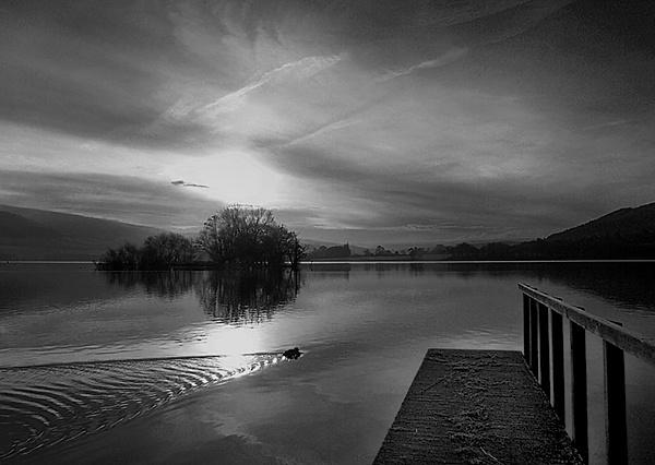 Rippled Sunrise by ringyneck