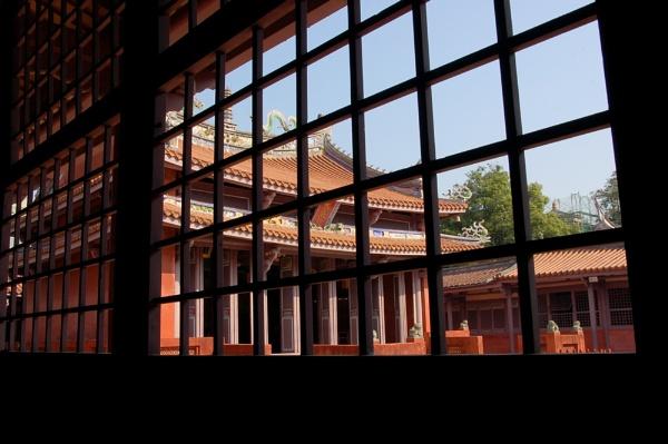 TA CHENG PALACE (1) by JN_CHATELAIN_PHOTOGRAPHY