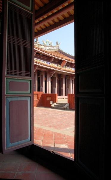 TA CHENG PALACE (2) by JN_CHATELAIN_PHOTOGRAPHY