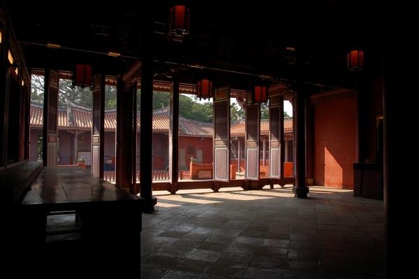 TA CHENG PALACE (3) by JN_CHATELAIN_PHOTOGRAPHY