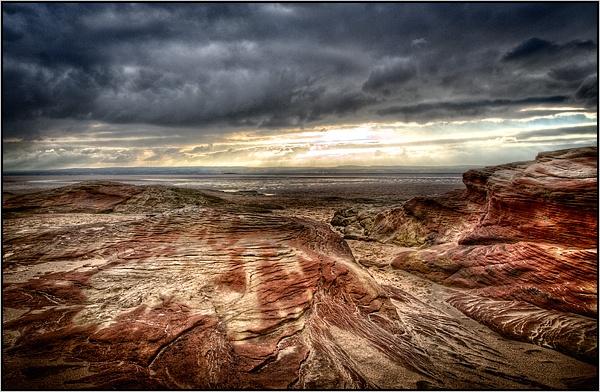 Red Rock by kalseru