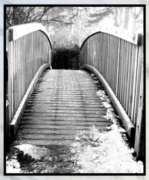 Frosty Bridge. by JAILER68