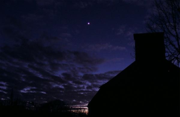 Nightfall by puffant