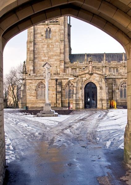 Church Gate by Stuart463