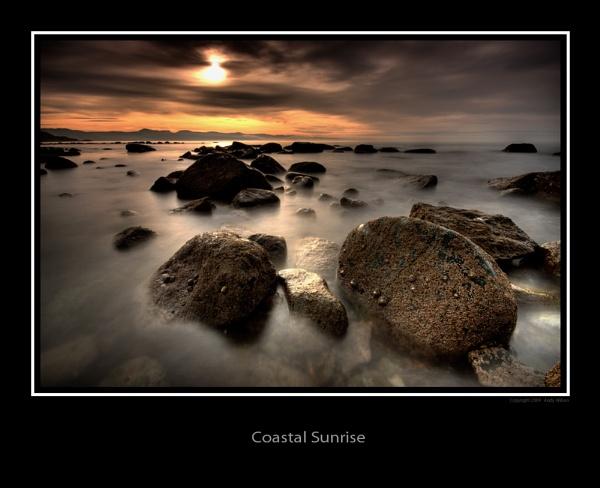 Coastal Sunrise by andy210966