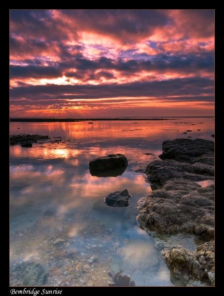 Bembridge Sunrise by mroch06