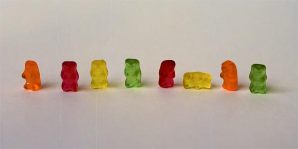 Gummy Bears by mattphotos