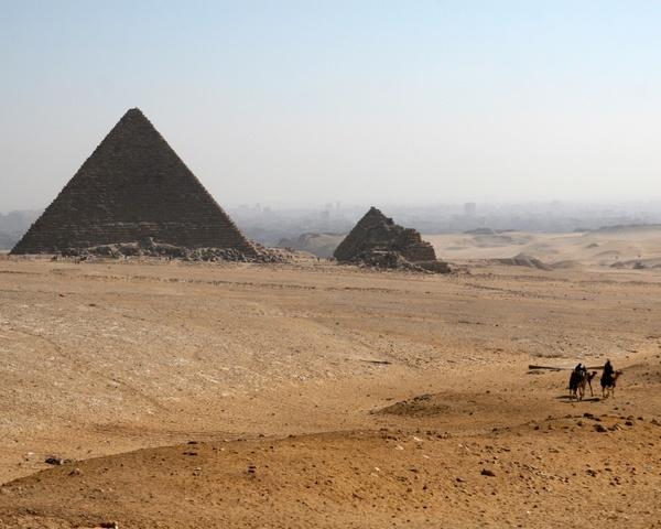 Pyramids by jwatson