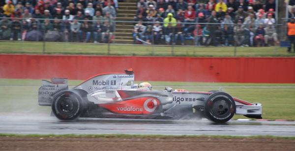 Lewis Hamilton by Anthony126