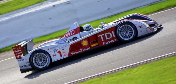 Audi R10 Alan Mcnish by Anthony126