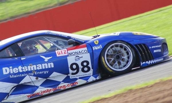 Ferrari F430 GT2, JMB Racing by Anthony126