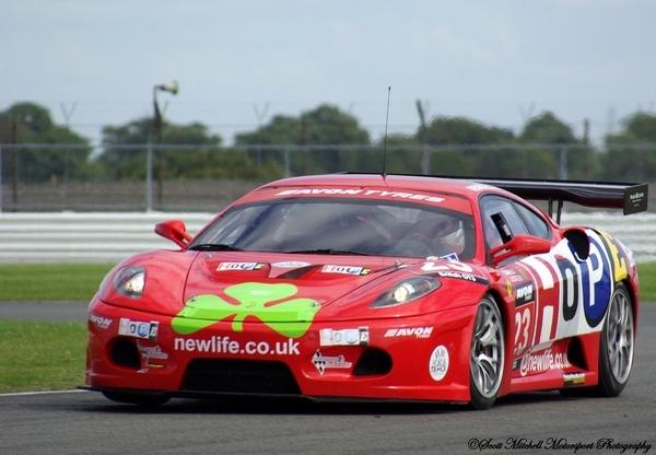Ferrari F430 #23 by motorsportpictures
