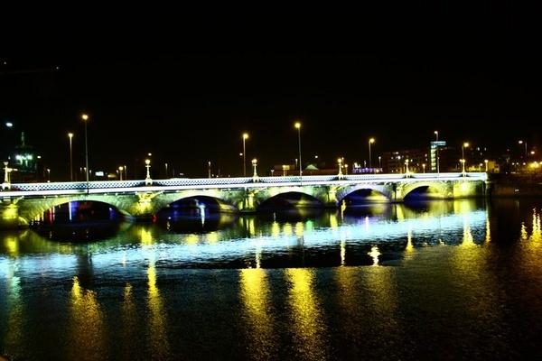 Queens Bridge by Surya