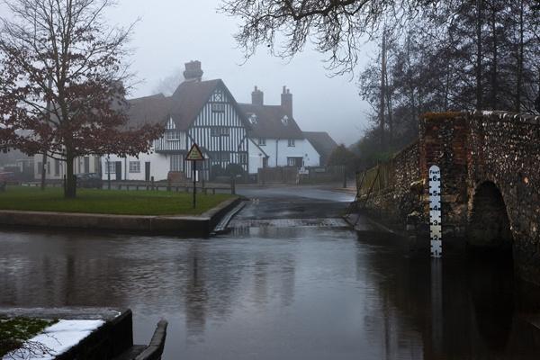Eynsford Village by s1ngerman