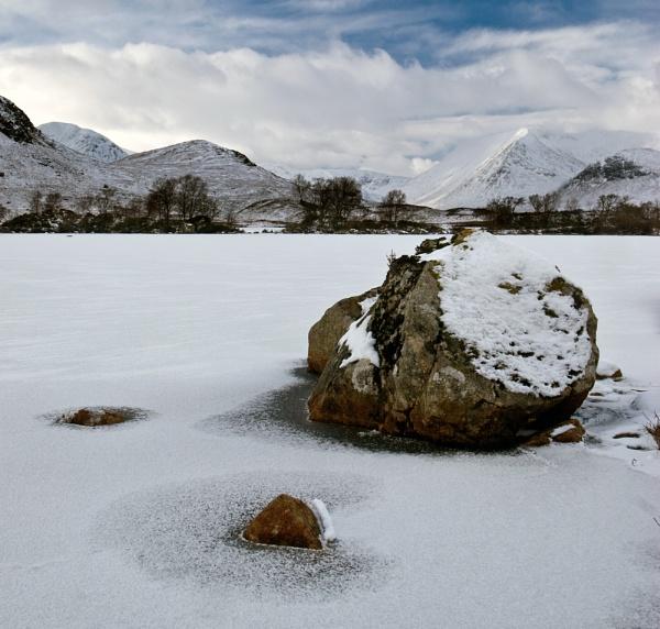 Ice Bound Loch by Skinz