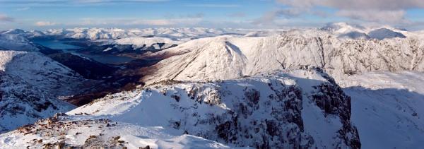Glencoe Mountains by Skinz