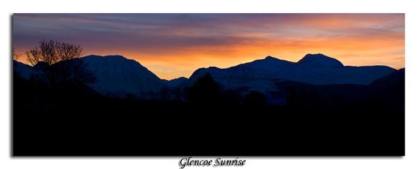 Glencoe Sunrise by Skinz