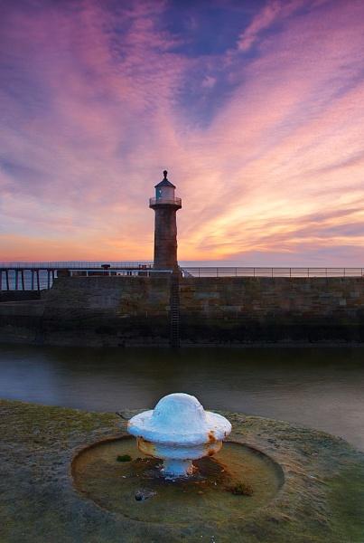 East Pier Lighthouse by cdm36