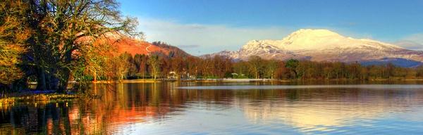 Loch and Ben by Diurnalbowler