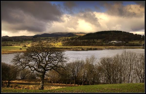Bala Lake - South View by Anthony