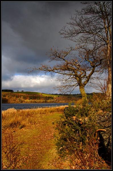 Bala Lake by Anthony