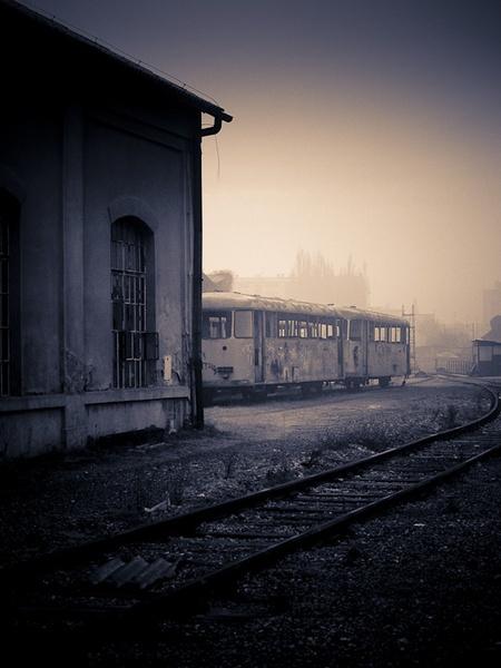 Forgotten station by Silvijo