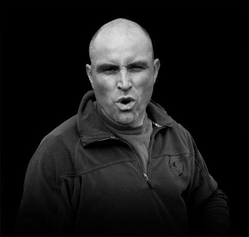 Mr Angry! by johnhiggins