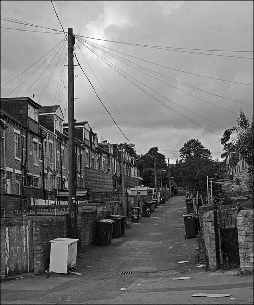 Back Street by JudeC
