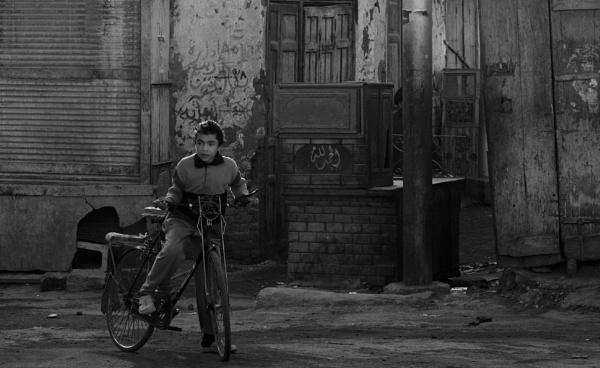 Boy on Bike by AndrewR