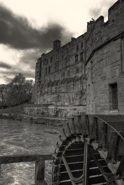 Warwick castle by possumhead