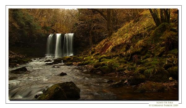 Sgwd Yr Eira Waterfall by skye1