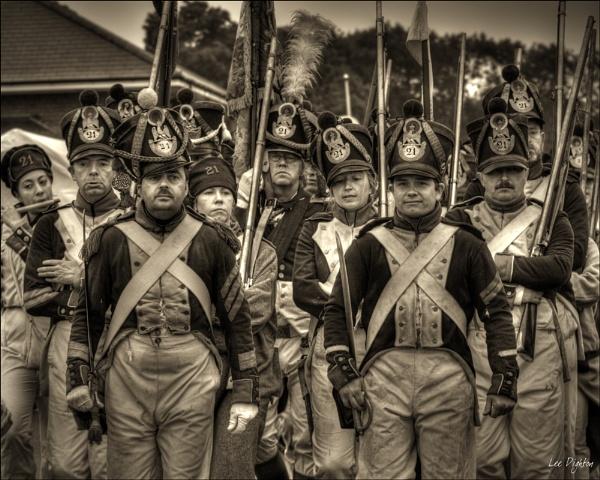Troops by leedighton