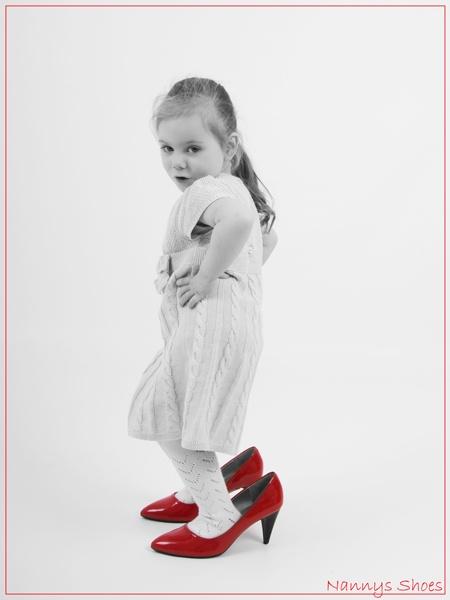 Nannys Shoes by StevesPics