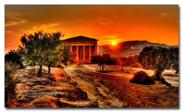 Agrigento - Sicily by jacekb